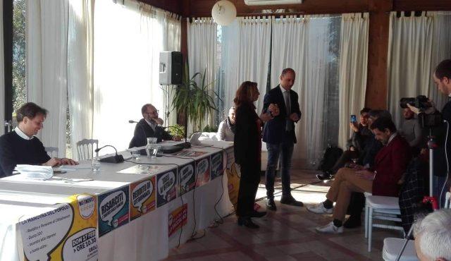 Laura Castelli-Cosimo Adelizzi-manovra del popolo-Eboli