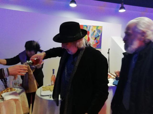 Vito Mercurio-Mostra di arte contempiranea-Teatro delle Arti-Salerno2