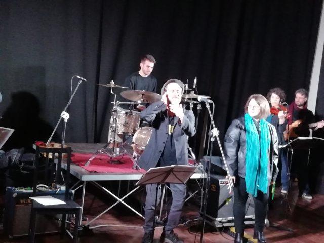Antonio Smiriglia concerto Salerno con daltrocanto