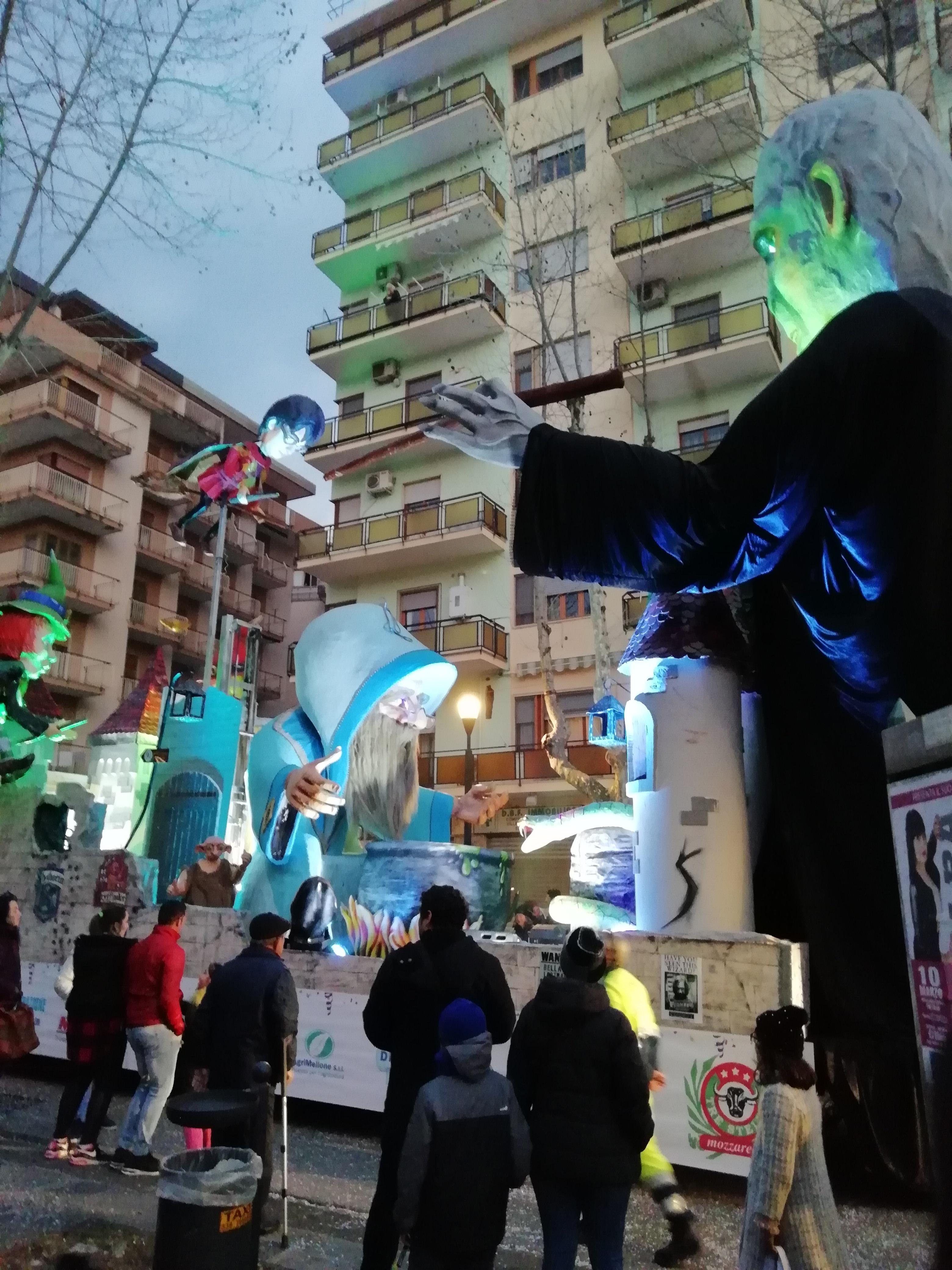 Carri allegorici Carnevale delSele2019-1