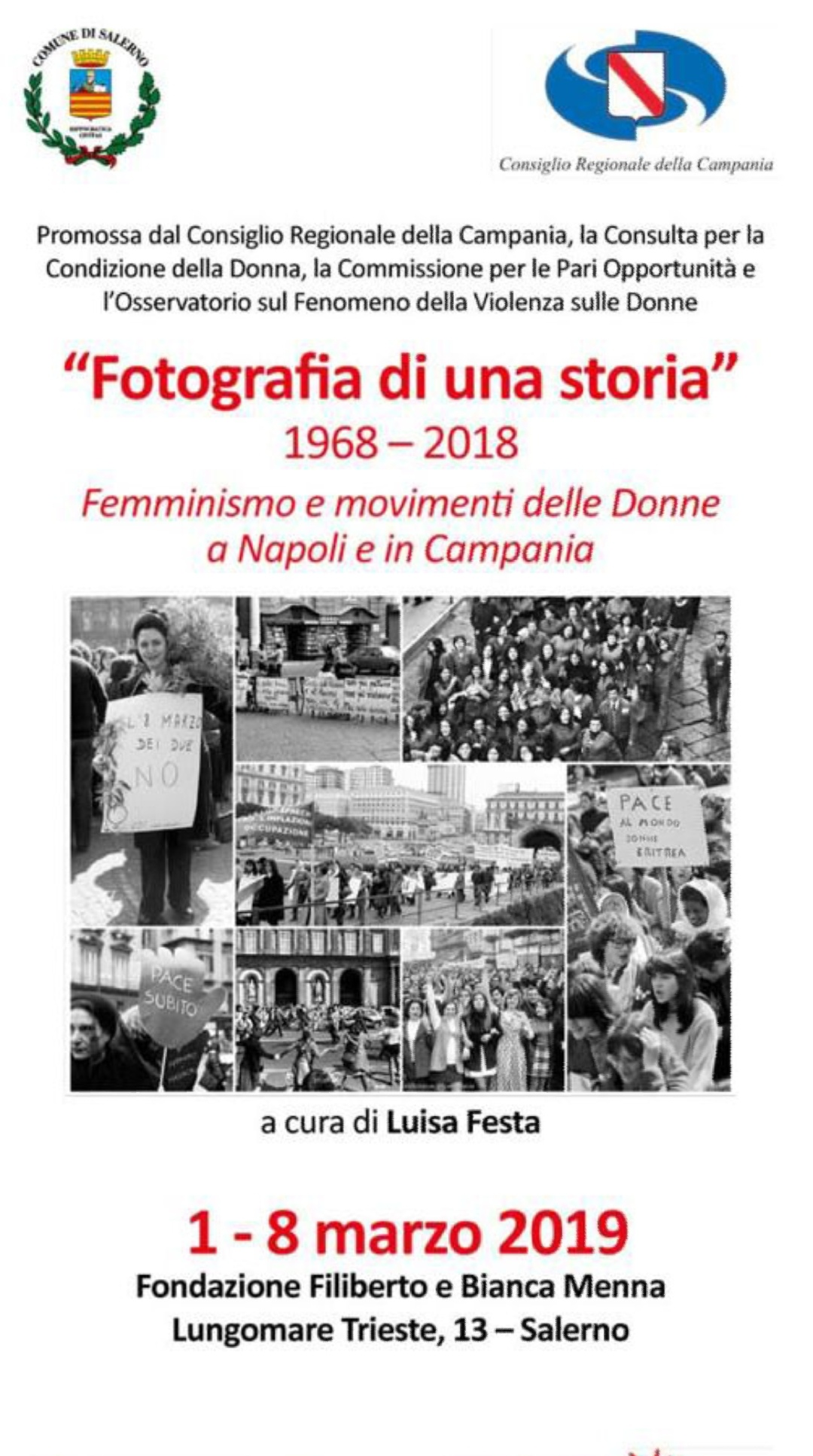 Fotografia di una storia-mostra fotografica-Salerno