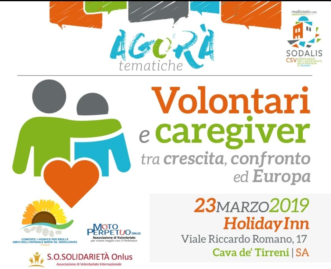 Cava dei Tirreni-Volontari e Caregiver