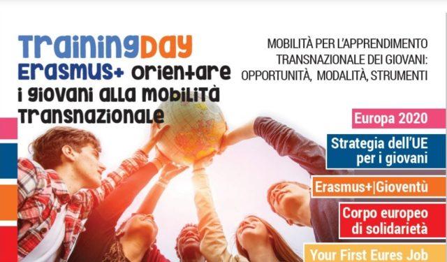 Trayningday-mobilita giovani-Salerno