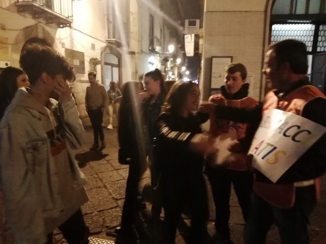 Evangelizzazione di Strada al crocefisso2 Salerno