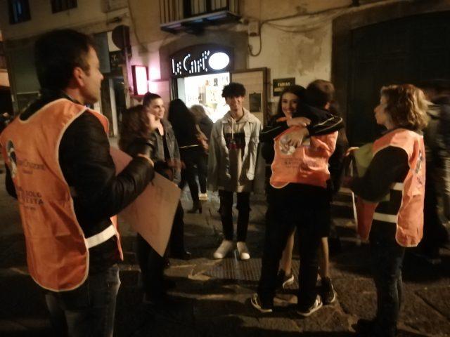 Evangelizzazione di Strada al crocefisso Salerno1