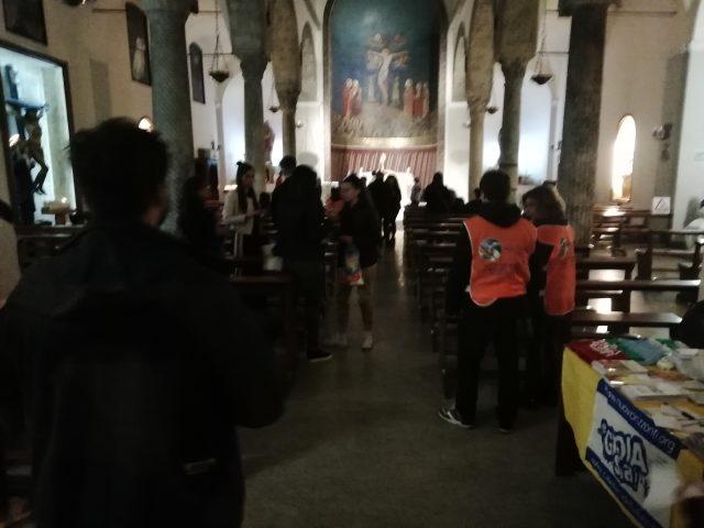 Adorazione alla Chiesa del Crocifisso Salerno