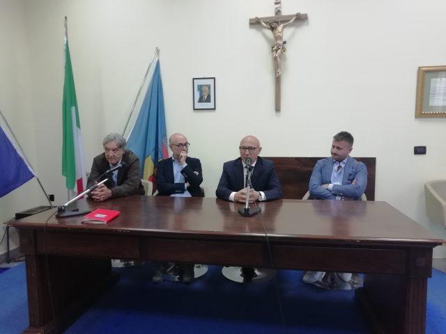 Enrico Tucci-Valerio Longo-Franco Fasano-Luca Muto