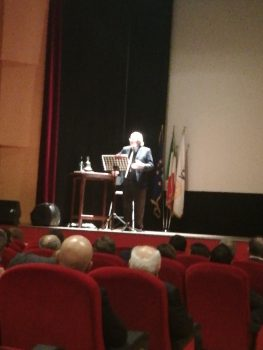 Vittorio Sgarbi incontra Eboli 1