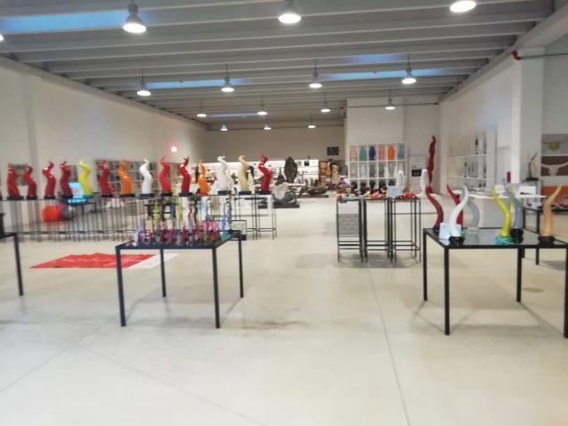 I colori dell'abbraccio-Esposizione Poesia Visiva-Galleria Fornaci Falcone