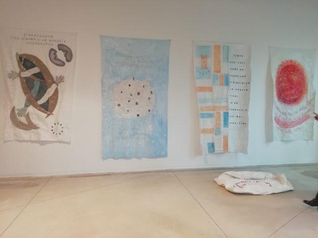 I colori dell'abbraccio-Esposizione Poesia Visiva-Carmela Forlenza