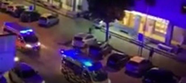 Ambulanze in corteo a Capaccio per Alfieri