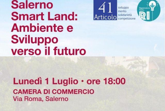 Smart land Ambiente e sviluppo-Salerno