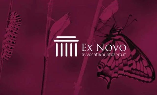 """Ex Novo - Avvocati4puntozero"""