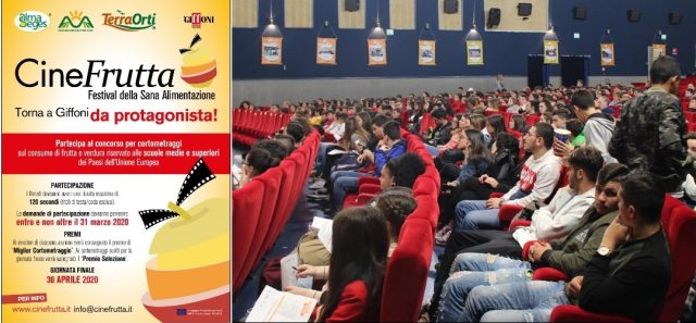 Cinefrutta 2019-Giffoni Film Festival