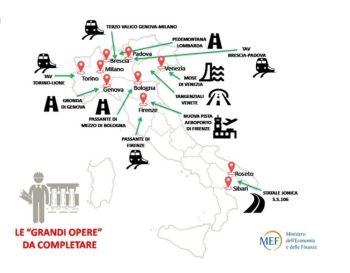 Decreto Sblocca cantieri