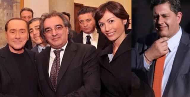 Berlusconi-Casciello-Carfagna-Toti