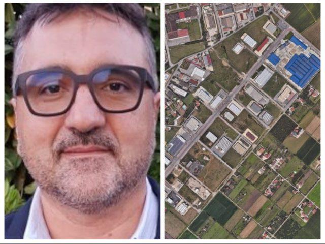 Cosimo Naponiello-Area Industriale Eboli