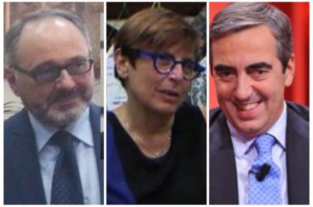 Gerlando Iorio-Cecilia Francese-Maurizio Gasparri