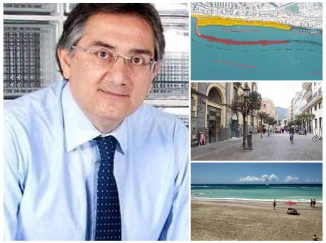 Mimmo De Maio-Ristrutturazione Corso-ripascimento litorale