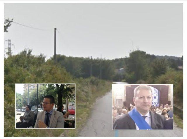 Strada Provinciale Eboli-Olevano-Damiano Cardiello-Fausto Vecchio