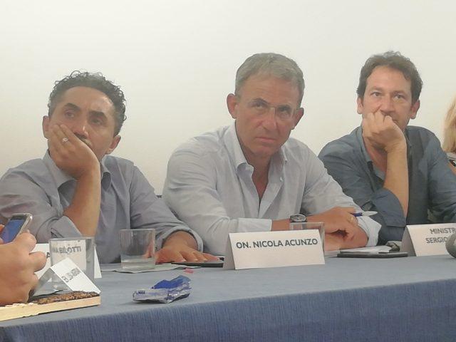 Nicola Acunzo-Sergio Costa-Michele Cammarano