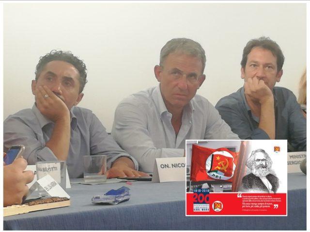 Acunzo-Sergio Costa-Cammarano-PCI