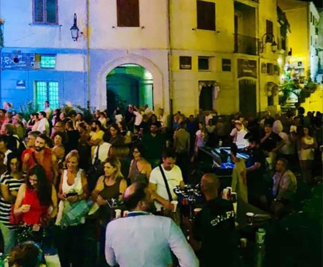 Bordersció-Piazza Porta Dogana-Eboli