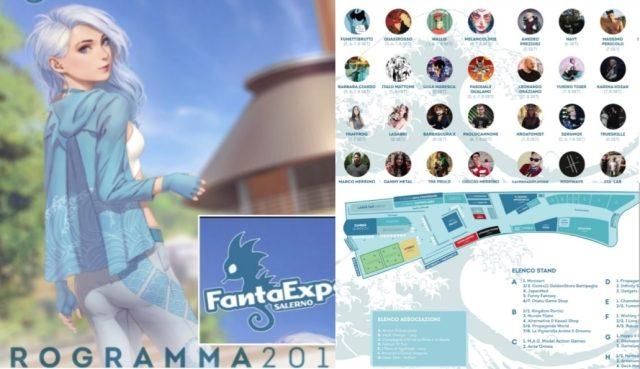 FantaExpo 2019 di Salerno