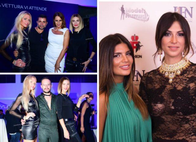 """Models Runway Italy Fashion Show 2019""-1"