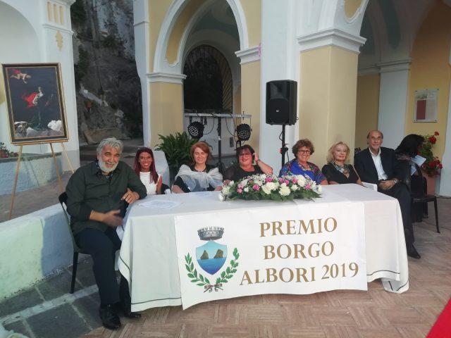 Premio Borgo Albori 2019 Giuria