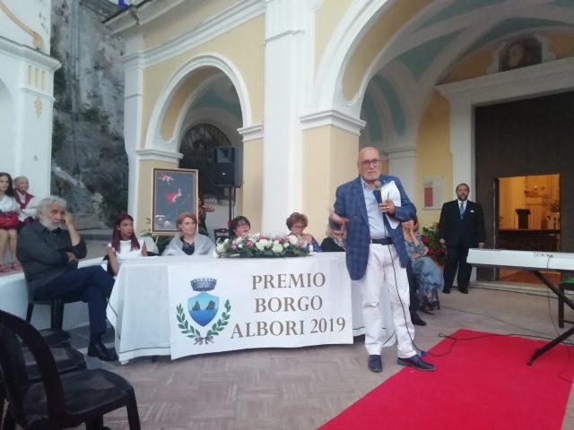 Francesco Grillo-Direttore artistico Premio Borgo Albori 2019