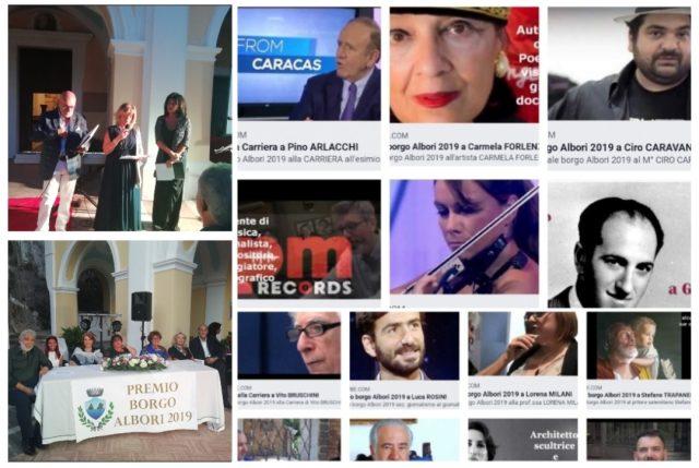 Premio Internazionale Borgo Albori 2019-Giuria-Premiati
