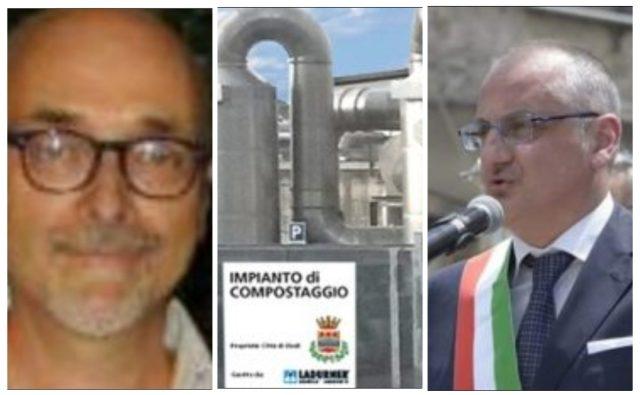 Valerio Longo-compostaggio Eboli-Massimo Cariello