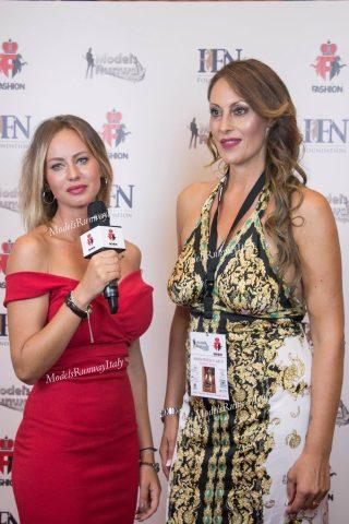Fashion event Mariateresa D'Arco