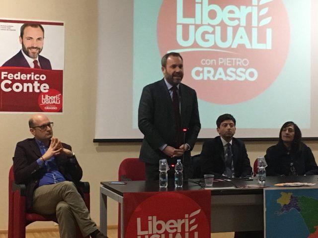 Federico Conte-Roberto Speranza