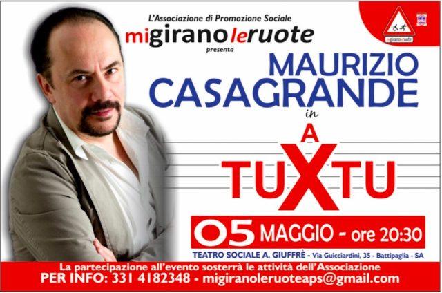 A tu per tu-Maurizio Casagrande