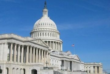 Il Campidoglio sede del senato USA