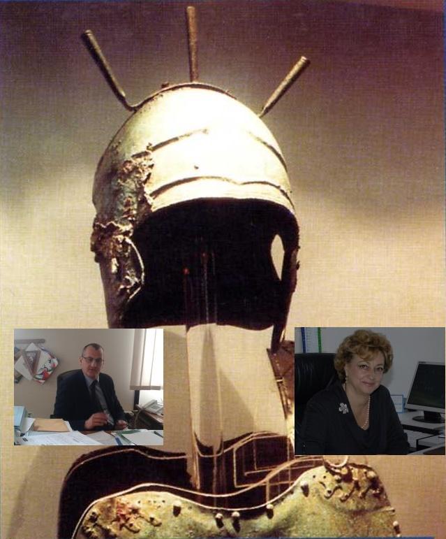Il Guerriero-Museo di Eboli-Massimo Cariello-Giovanna Scarano