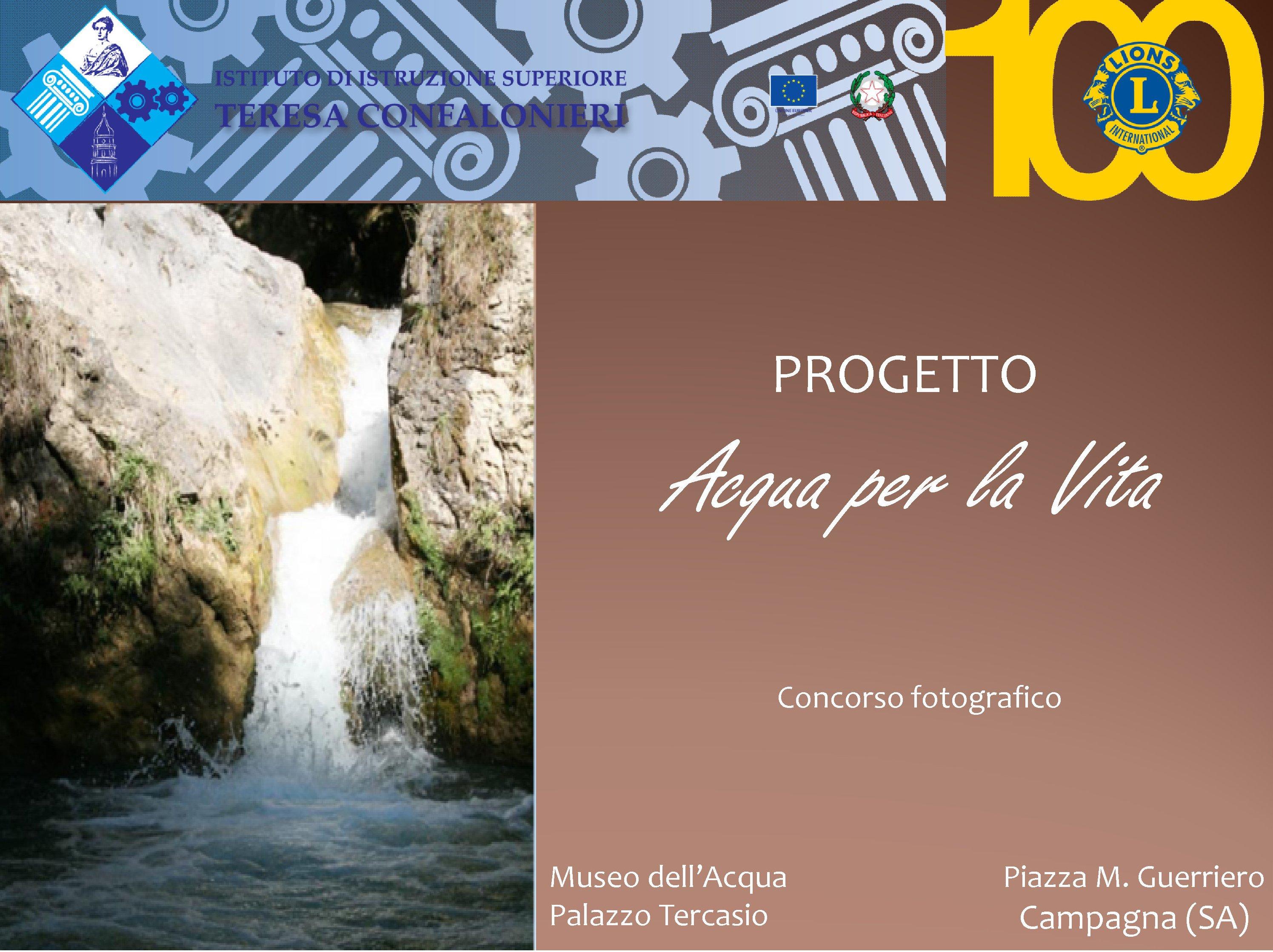 progetto-Acqua per la Vita-concorso fotografico-Campagna