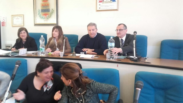 Impianti Serricolo-Consiglio comunale-