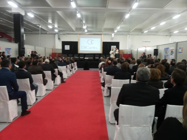 Inaugurazione-DiCanto Spa-Benedizione-Don Adrea Arminio.