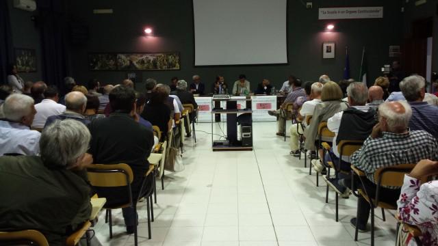 Incontro-Bertinotti-Tutta colpa di Berlinguer-Eboli