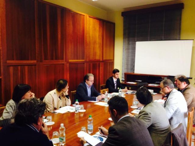 Incontro CIDEC- Delegazione Rumena-1