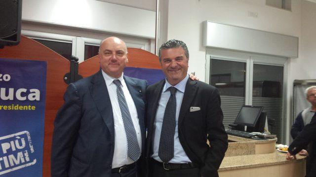 Incontro De Luca Pizzulià-Gerardo Motta-Franco Alfieri