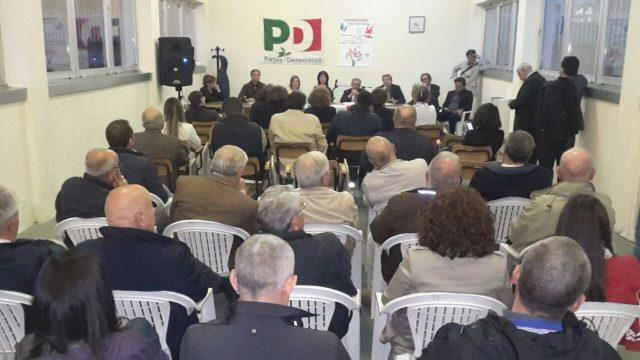 Incontro PD Mercato s Severino-pubblico