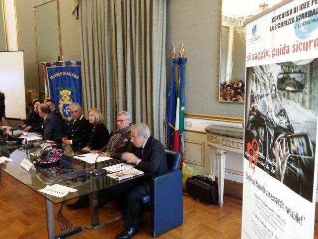 Incontro Salerno-Sii saggio-Guida sicura
