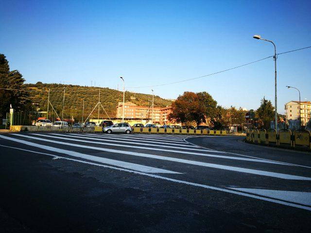 Incrocio via Gonzaga Battipaglia1