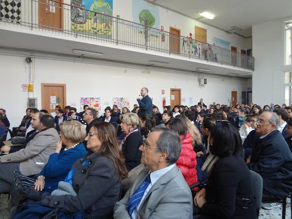 Istituto Fiorentino-Battipaglia-Natale 2015-Pubblico