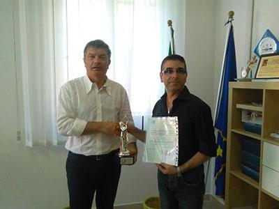 Italo Voza-Sindaco Capaccio-Paestum