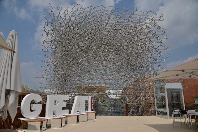 L'Alveare-Regno Unito-EXPO Milano 2015